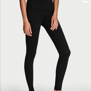 High Wasted VSX Black Leggings